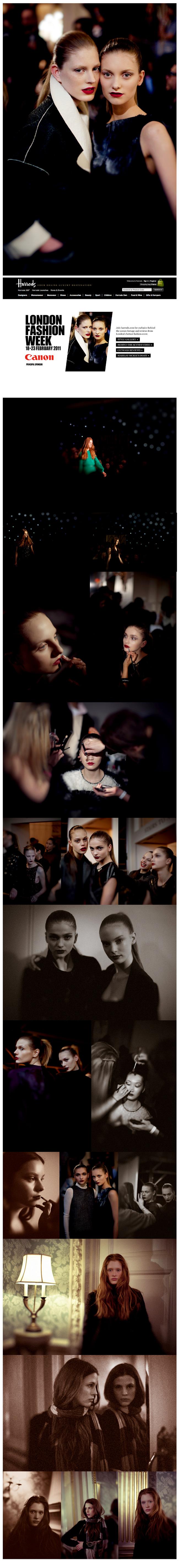 London Fashion Week - Sophie Laslett Photography - Freelance Photographer