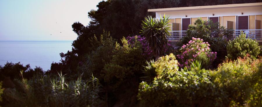 Corfu Holiday Accommodation - West Corfu Beach Accommodation